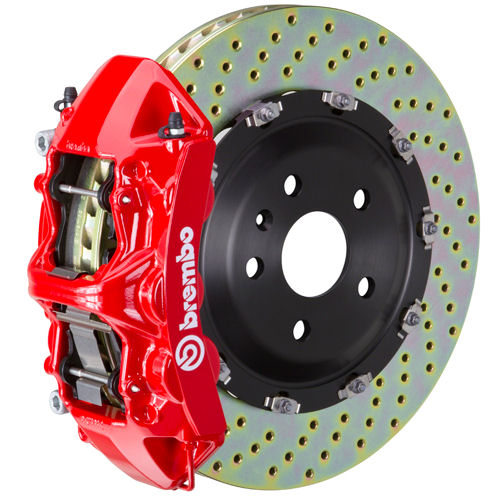 Brembo Brake Kit >> Big Brake Kit Front 355mm 6p 05 14 Ford Mustang
