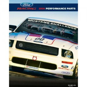 Ford Racing offers Performance and Tuning Parts for Mustang