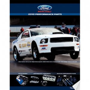 Ford Racing Parts >> Ford Racing Offers Performance And Tuning Parts For Mustang