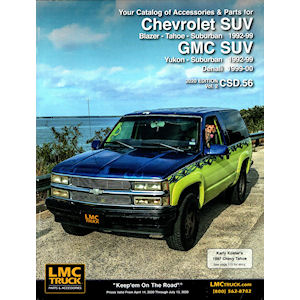 Lmc Truck Offers Spare Parts For Chevy Gmc Dodge Ford Pickup And Suv