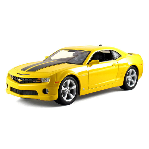 Die Cast Model From Maisto Licensed From Gm 2010 Chevy Camaro Ss Rs