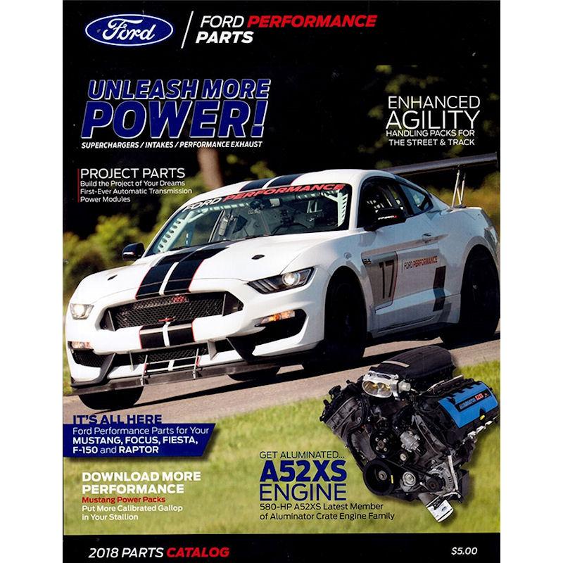 Katalog 2018 Ford Racing Performance Parts