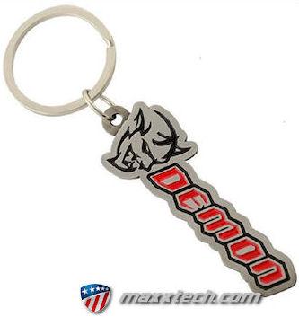 dodge hellcat keychain Key Chain - Dodge SRT® HellCat (Metal)