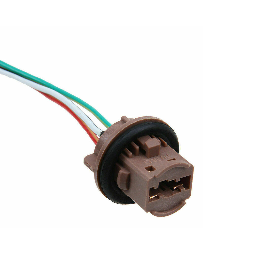 Lighting - 7443/T20 Pigtail Socket (Dual Circuit) on