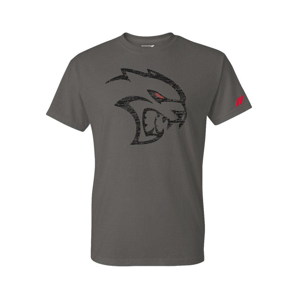 dodge hellcat redeye merchandise Dodge Life SRT® HellCat Redeye T-Shirt in grau Größe XL